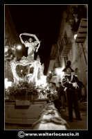 Pietraperzia. Venerdi' Santo 21-03-2008. U Signuri di li fasci. Foto Walter Lo Cascio www.walterlocascio.it   - Pietraperzia (1452 clic)
