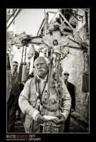 Mazzarino - Festa del SS. Crocifisso dell'Olmo. Signore dell'Olmo. Anno 2010. Foto Walter Lo Cascio. www.walterlocascio.it  - Mazzarino (3356 clic)