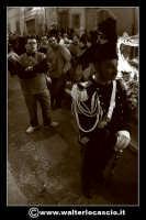 Pietraperzia. Venerdi' Santo 21-03-2008. U Signuri di li fasci. Foto Walter Lo Cascio www.walterlocascio.it   - Pietraperzia (1605 clic)