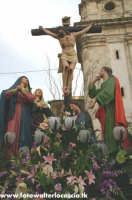 Le vare del Giovedì Santo a Caltanissetta. LA CROCIFISSIONE  - Caltanissetta (5600 clic)