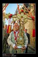 Mazzarino - Festa del SS. Crocifisso dell'Olmo. Signore dell'Olmo. Anno 2010. Foto Walter Lo Cascio. www.walterlocascio.it  - Mazzarino (3451 clic)