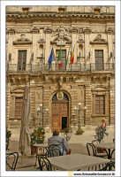 Siracusa - Ortigia: Palazzo Municipale. Secolo XVII  - Siracusa (2919 clic)