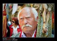 Mazzarino - Festa del SS. Crocifisso dell'Olmo. Signore dell'Olmo. Anno 2010. Foto Walter Lo Cascio. www.walterlocascio.it  - Mazzarino (3455 clic)