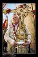 Mazzarino - Festa del SS. Crocifisso dell'Olmo. Signore dell'Olmo. Anno 2010. Foto Walter Lo Cascio. www.walterlocascio.it  - Mazzarino (3340 clic)