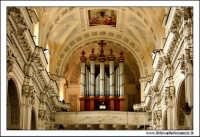 Mazzarino (CL). Chiesa Madre. Interno, L'organo.  - Mazzarino (6182 clic)