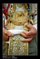 Mazzarino - Festa del SS. Crocifisso dell'Olmo. Signore dell'Olmo. Anno 2010. Foto Walter Lo Cascio. www.walterlocascio.it  - Mazzarino (3301 clic)