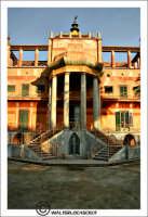 Palermo. Palazzina Cinese. (La casina Cinese) Residenza preferita di Ferdinando III e di Maria Carol