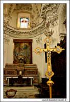 Mazzarino (CL). Chiesa Madre. Interno, Il Crocifisso. MAZZARINO Walter Lo Cascio