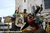 Le vare del Giovedì Santo a Caltanissetta. LA VERONICA  - Caltanissetta (6081 clic)