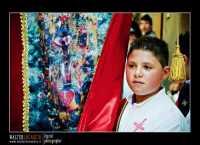Mazzarino - Festa del SS. Crocifisso dell'Olmo. Signore dell'Olmo. Anno 2010. Foto Walter Lo Cascio. www.walterlocascio.it  - Mazzarino (3550 clic)