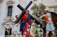 Le vare del Giovedì Santo a Caltanissetta. IL CIRENEO  - Caltanissetta (8842 clic)