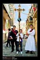 Mazzarino - Festa del SS. Crocifisso dell'Olmo. Signore dell'Olmo. Anno 2010. Foto Walter Lo Cascio. www.walterlocascio.it  - Mazzarino (3366 clic)