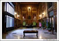Palermo.  Teatro Massimo. L'interno. PALERMO Walter Lo Cascio