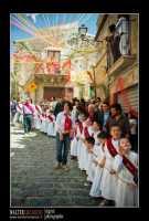 Mazzarino - Festa del SS. Crocifisso dell'Olmo. Signore dell'Olmo. Anno 2010. Foto Walter Lo Cascio. www.walterlocascio.it  - Mazzarino (3608 clic)