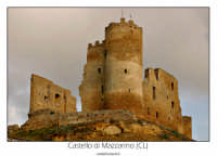 Mazzarino (CL). Castello di Mazzarino #1 Foto Walter Lo Cascio www.walterlocascio.it MAZZARINO Walte