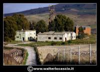 Caltanissetta: Reportage fotografico sulle miniere di Caltanissetta. Miniera Iuncio Tumminelli. Panoramica.  - Caltanissetta (1880 clic)