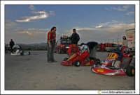 Caltanissetta, Kartodromo in c/da Misteci. Preparativi per una gara di Go-Kart.  - Caltanissetta (4736 clic)
