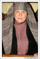 Agira. Natale 2005. Il presepe vivente ad Agira, organizzato dall'Associaizone AMICI DEL PRESEPE. La pastaia.  - Agira (1670 clic)