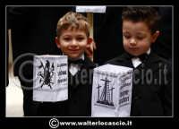 Caltanissetta: Settimana Santa a Caltanissetta edizione 2008. Mercoledi' Santo a Caltanissetta. Il C