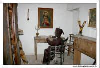 Francavilla di Sicilia. Il convento dei cappuccini. La cella dove vivevano i frati cappuccini. 2  - Francavilla di sicilia (7217 clic)