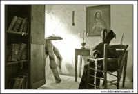 Francavilla di Sicilia. Il convento dei cappuccini. la cella dei frati cappuccini. 3  - Francavilla di sicilia (13977 clic)