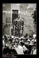 Mazzarino - Festa del SS. Crocifisso dell'Olmo. Signore dell'Olmo. Anno 2010. Foto Walter Lo Cascio. www.walterlocascio.it  - Mazzarino (4034 clic)