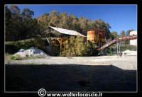 Caltanissetta: Miniera Trabonella. Reportage sulle miniere di zolfo di Caltanissetta. Stabilimenti abbandonati.  - Caltanissetta (1702 clic)