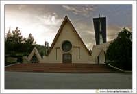 Caltanissetta, Chiesa del Sacro Cuore di Gesù in C/da Cozzo di Naro. #1  - Caltanissetta (5711 clic)