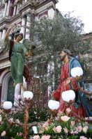 Le vare del giovedì Santo a Caltanissetta. L'ORAZIONE NELL'ORTO DEGLI ULIVI.  - Caltanissetta (4032 clic)