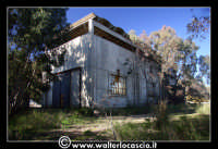 Caltanissetta: Miniera Trabonella. Reportage sulle miniere di zolfo di Caltanissetta. Stabilimenti abbandonati.  - Caltanissetta (1881 clic)