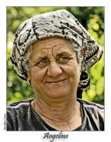 Francavilla di Sicilia. Donna Angelina nei campi. 3  - Francavilla di sicilia (5115 clic)