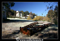 Caltanissetta: Miniera Trabonella. Reportage sulle miniere di zolfo di Caltanissetta. Stabilimenti abbandonati.  - Caltanissetta (1626 clic)