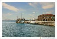 Siracusa - Ortigia - Lungomare: Imbarcazioni.  - Siracusa (2562 clic)