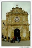 Naro 18 Giugno 2005. Festa del patrono di Naro, San Calogero di Naro. La chiesa di San Calogero.  - Naro (23754 clic)
