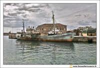 Siracusa - Ortigia - Lungomare: Imbarcazioni. #2  - Siracusa (2471 clic)
