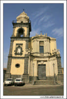 Castiglione di Sicilia. La chiesa.  - Castiglione di sicilia (1958 clic)