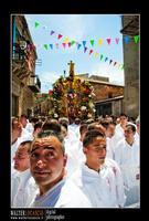 Mazzarino - Festa del SS. Crocifisso dell'Olmo. Signore dell'Olmo. Anno 2010. Foto Walter Lo Cascio. www.walterlocascio.it  - Mazzarino (4123 clic)