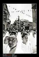 Mazzarino - Festa del SS. Crocifisso dell'Olmo. Signore dell'Olmo. Anno 2010. Foto Walter Lo Cascio. www.walterlocascio.it  - Mazzarino (3543 clic)