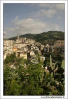 Castiglione di Sicilia. Il paese dal belvedere.  - Castiglione di sicilia (2210 clic)
