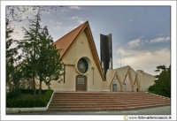 Caltanissetta, Chiesa del Sacro Cuore di Gesù in C/da Cozzo di Naro. #5  - Caltanissetta (5945 clic)