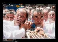 Mazzarino - Festa del SS. Crocifisso dell'Olmo. Signore dell'Olmo. Anno 2010. Foto Walter Lo Cascio. www.walterlocascio.it  - Mazzarino (3620 clic)