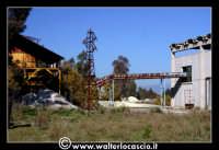 Caltanissetta: Miniera Trabonella. Reportage sulle miniere di zolfo di Caltanissetta. Stabilimenti abbandonati.  - Caltanissetta (2809 clic)