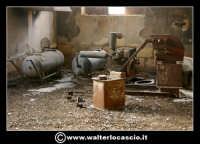 Caltanissetta: Reportage fotografico sulle miniere di Caltanissetta. Miniera Iuncio Tumminelli. Macchinari abbandonati.  - Caltanissetta (2411 clic)