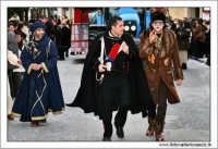 Agira. Carnevale di Agira. Edizione 2006 Carnevale Agirino. La volpe e il carabiniere.  - Agira (1882 clic)