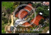 Caltanissetta. Foto aeree dei campetti di Tennis del Tennis Club Villa Amedeo Caltanissetta. Photo Walter Lo Cascio www.walterlocascio.it  - Caltanissetta (6079 clic)