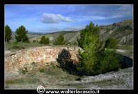 Caltanissetta: Miniera Trabonella. Reportage sulle miniere di zolfo di Caltanissetta. Stabilimenti abbandonati.  - Caltanissetta (1805 clic)