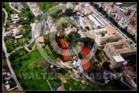 Caltanissetta. Foto aeree dei campetti di Tennis del Tennis Club Villa Amedeo Caltanissetta. Photo Walter Lo Cascio www.walterlocascio.it  - Caltanissetta (6472 clic)