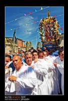 Mazzarino - Festa del SS. Crocifisso dell'Olmo. Signore dell'Olmo. Anno 2010. Foto Walter Lo Cascio. www.walterlocascio.it  - Mazzarino (3603 clic)