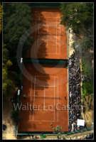 Caltanissetta. Foto aeree dei campetti di Tennis del Tennis Club Villa Amedeo Caltanissetta. Photo Walter Lo Cascio www.walterlocascio.it  - Caltanissetta (6679 clic)