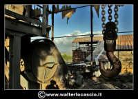 Caltanissetta: Reportage fotografico sulle miniere di Caltanissetta. Miniera Iuncio Tumminelli.   - Caltanissetta (1585 clic)